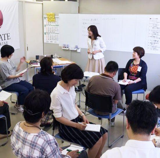 医療・介護従事者も多数受講しています ICCコーチ養成スクール「福岡77期 7月21日開講」