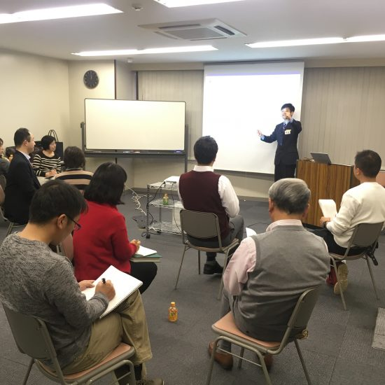 医療・介護従事者も多数受講しています ICCコーチ養成スクール「福岡80期 2019年1月開講」